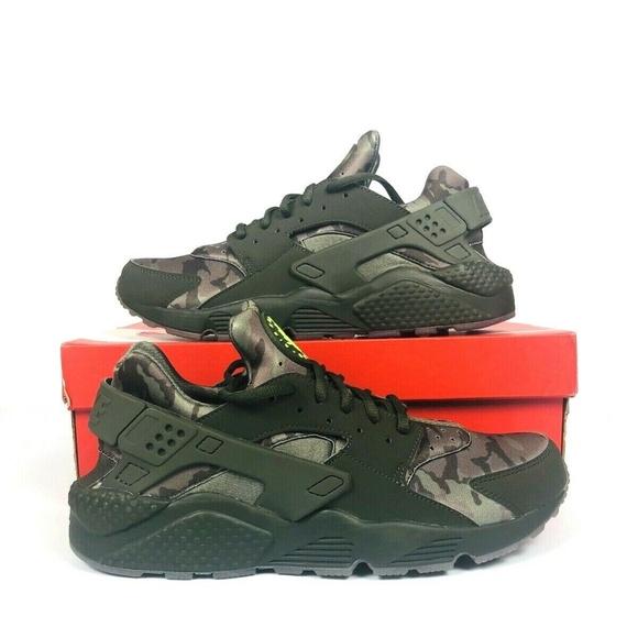 Nike Shoes | Nike Air Huarache Run Camo